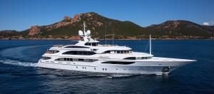 Superyacht GALAXY - Main
